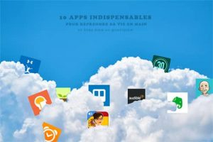 10 apps application mobiles